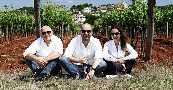 Damjanić Wines Win Two Gold Medals and Regional Trophy at IWC