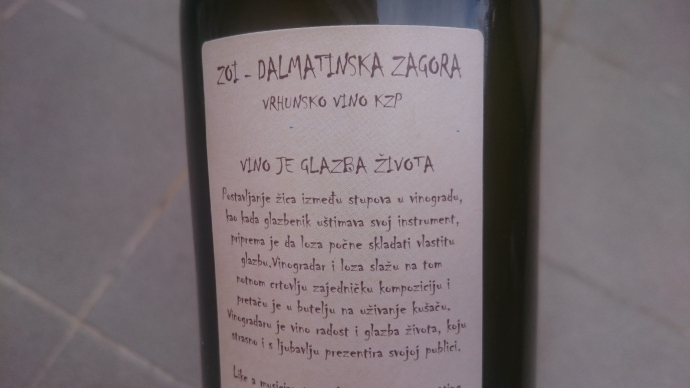 "What Does the ""ZOI"" Label on Croatian Wines Mean?"