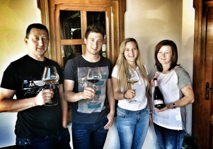Šember Family Unveils Two Million Kuna Sparkling Cellar