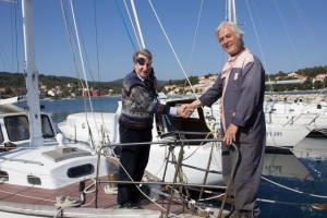 Croatian Winemakers: Branimir Cebalo – It Was Easier to Pull a Sailboat from 40 Metres than to Start My Own Winery